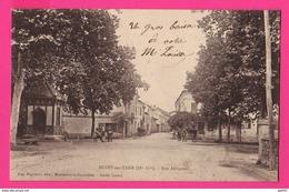 CPA (Ref: Z 1281) BUZET-SUR-TARN (31 HAUTE GARONNE) Rue Albigeois - France