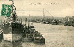 ROUEN(BATEAU PENICHE) - Houseboats