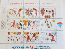 CUBA BLOC NEUF 1992 - Blocs-feuillets