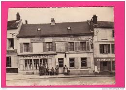 "CPSM (RÉF : VV578) REMORAY (78 YVELINES) Le Lac ""chez EVA"" (Tabac, Restaurant, Pâtisserie) - France"