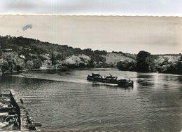ENVIRONS DE GAILLON(BATEAU PENICHE) - Houseboats
