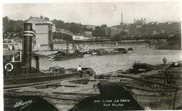 LYON(BATEAU PENICHE) - Houseboats