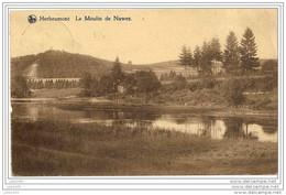 HERBEUMONT ..-- Le MOULIN De NAVEZ . 1931 Vers BINCHE ( Melle HUBERT , Rue De La Gaieté ) . Voir Verso . . - Herbeumont