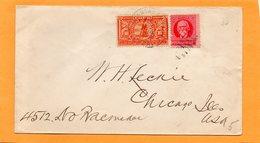 Cuba 1929 Cover Mailed - Cartas