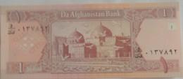 Billet D'Afghanistan 1 Afganis 2002 Pick 64 Neuf.UNC - Afghanistan