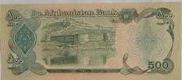 Billet D'Afghanistan 500 Afghanis 1979  Pick 60 SH1358-70 Neuf.UNC - Afghanistan