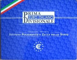 0464 - COFFRET BU ITALIE - 2002 - 1 Cent à 2 Euros - Italie