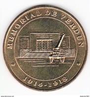 Monnaie De Paris 55.Fleury - Douaumont. Mémorial De Verdun 2004 - Monnaie De Paris
