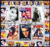 Elvis PRESLEY - Block - Fantasie Vignetten