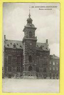 * Cureghem - Anderlecht (Brussel - Bruxelles) * (Grand Bazar Anspach, Nr 138) Maison Communale, Gemeentehuis, Rare - Anderlecht
