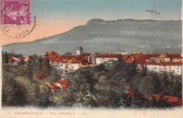 Champagnole (39) - Vue Générale - Champagnole