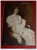 LUXEMBURG - Marie Adélaïde Grande Duchesse De Luxembourg - Marie Adelheid Grossherzogin - - Familles Royales