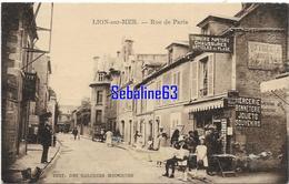 Lion-sur-Mer - Rue De Paris - Autres Communes