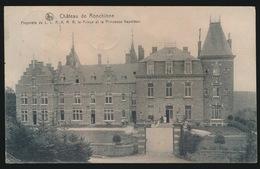 CHATEAU DE RONCHINNE - Assesse