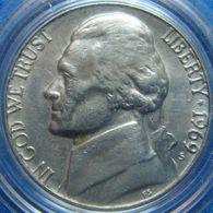 USA United States USA 5 Cents 1969 S XF - Emissioni Federali