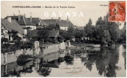 21 PONTAILLER-sur-SAONE - Bords De La Vieille Saône - France