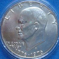 USA United States USA 1 Dollar 1976 S - Silver - Emissioni Federali