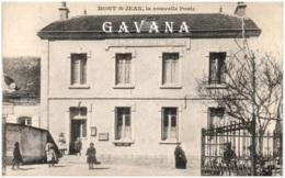 21 MONT-SAINT-JEAN - La Nouvelle Poste - Autres Communes