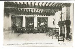 CPA- Carte Postale  Belgique- Westmalle Cistercienzer Abdij Trappisten -Ontvangstzaal-  VM2690 - Malle