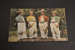 Carte Postale 1920 Ceylan Kandyan Chiefs - Sri Lanka (Ceylon)