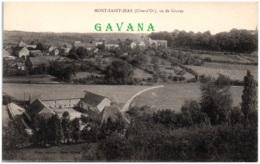 21 MONT-SAINT-JEAN Vu De Gincey - Autres Communes