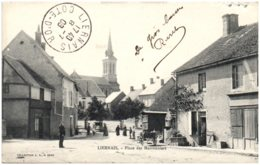 21 LIERNAIS - Place Des Marronniers - Autres Communes
