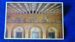 Stadshuset Stockholm Gyllene Salens Mosaiker Vaggparti Mot Bla Hallen Sweden - Svezia