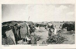 DJIBOUTI(MARCHE AU BOIS) - Gibuti