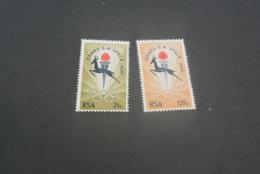 K20414 - Set  MNH RSA - 1960 - Olympic Games - Giochi Olimpici