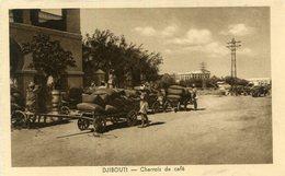 DJIBOUTI(CAFE) - Gibuti