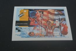 K20429 -Bloc MNH Niger - 1996 - MI. BL.91 - Olympics Atlanta - Estate 1996: Atlanta