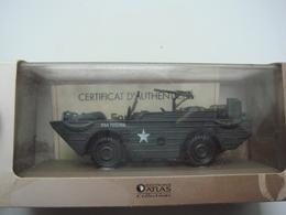 Char 1/43 Collections Atlas Avec Certificat D'autenticité Ford GPA - Vehicles