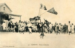 DJIBOUTI(TYPE) DANSE - Gibuti