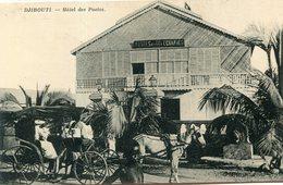 DJIBOUTI(HOTEL DES POSTES) - Gibuti
