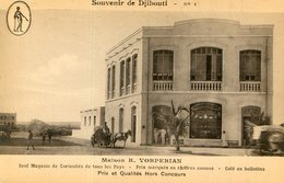 DJIBOUTI(MAISON VORPERIAN) ARMENIE - Armenia