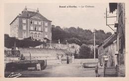 619 Bomal S Ourthe Le Chateau - Autres
