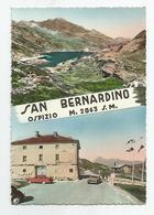 Suisse Tessin San Bernardino Ospizio Ristorante Ticino - TI Tessin