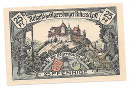 **notgeld  Elgersburg 25 Pfennig 328.1 - [11] Emissions Locales