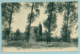 Herchies  - Donjon Du Vieux Chateau - Neuve - TB - Jurbise