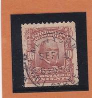 Etats-Unis  N°151  - 1902-03 - D. WEBSTER  - Oblitérés - United States