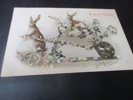 Fantasiekaart Pasen, - Easter