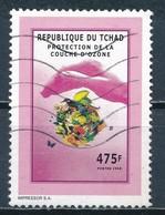 °°° CIAD TCHAD - Y&T N°1036 - 1998 °°° - Ciad (1960-...)