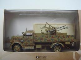 Char 1/43 Collections Atlas Avec Certificat D'autenticité Kfz 305 Blitz - Vehicles