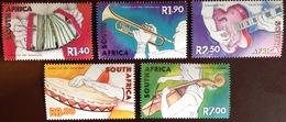 South Africa 2001 Musical Instruments MNH - Südafrika (1961-...)