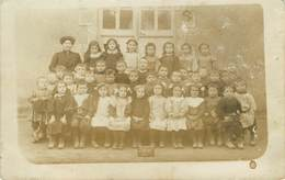 Dép 79 - Ecoles - Enfants - L'Absie - Carte Photo D'écoliers - Ecole - état - L'Absie
