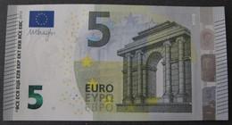 "5 Euro France ""UC"" 2013 Draghi U003I3 LUXE / UNC - 5 Euro"