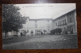 Villette Serpaize - La Place - Autres Communes