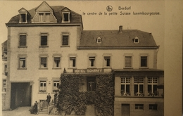 Luxembourg // Berdorf // Hotel Scharf 19?? - Berdorf