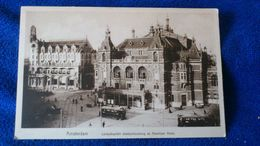 Amsterdam Leidseplein Stadschouwburg En American Hotel Netherlands - Amsterdam