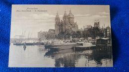 Amsterdam Prins Hendrikkade St. Nicolaaskerk Netherlands - Amsterdam